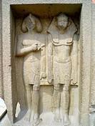 Pharaonic sculptures, Egyptian Museum, Cairo, Egypt