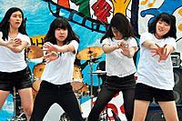 Seoul (South Korea): music show in Jongno-gu