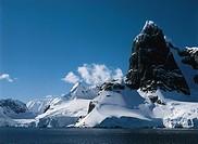 Antarctica - Antarctic Peninsula - Lemaire Channel.