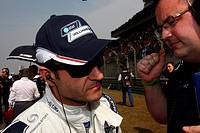 Rubens Barrichello BRA, Chinese Grand Prix, Shangai, China
