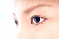 Close Up of Woman´s Eyes