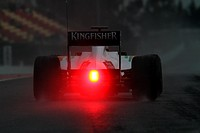 Racing, Adrian Sutil, Testing, Barcelona, Espanha