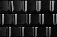 blanck black keyboard
