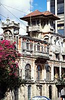 Guatemala City is the capital city of Guatemala. It is built on top of the ancient Maya city of Kaminaljuyu which dates back over 9,000 years.