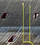Goal Posts and Empty Stands