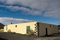 La Geria landscape  Lanzarote, Canary Islands, Spain