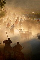 ´Los Encierros de Cuéllar´, the oldest and most authentic Running of the Bulls in Spain  The small Segovian village of Cuéllar, north of Madrid, has b...