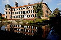 Eutin Castle, Eutin, Schleswig_Holstein, Germany, Europe