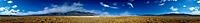 Owens Lake in Owens Valley