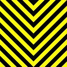 Seamless Hazard Stripes