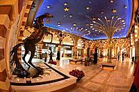 Arabian Court, Dubai Mall, biggest, shopping mall, 1200, shops, UAE, Arab, Arabian, Emirates, United Arab Emirates, Arab states, Arabic, architecture,...