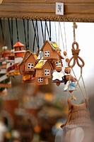 Souvenirs for sale at Ibiza Medieval Fair