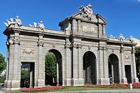 Puerta de Alcala2