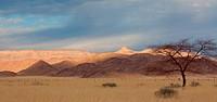 Landscape in Namibia