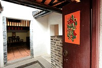 traditional chinese home