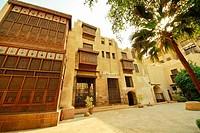 Beyt el-Sahemy an old Arabic house, City of Cairo. Egypt