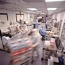 Clean Room in Research and Quality Control Laboratory