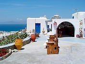 traditional house mykonos