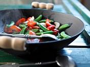 Wok_steamed vegetables