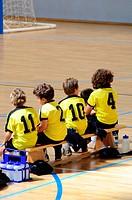 Children team