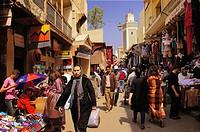 Fes Jdid (´New Fes´), Fes, Morocco
