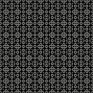rings on black pattern