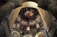 Ravenna (Italy): the Basilica of San Vitale