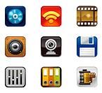 Storage Set Icon