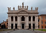 Fassade, 1735 von Alessandro Galilei