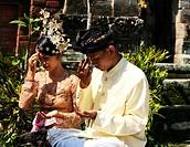 Indonesian wedding