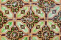 Portuguese glazed tiles 239