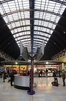 Paddington Railway Station London