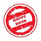 Happy Hour Stamp