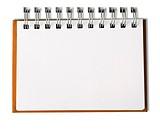 Horizontal Blank Note Book