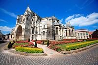 France, Pas_de_Calais, Saint Omer cathedral