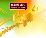 Techno Background 12