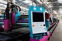 new and powerful metalworking machine