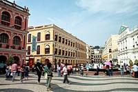 buildings in Macao