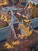 Art thai painting