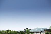 Korean National Treasure 223, Geunjeongjeon, Historical site number 117, Gyeongbokgung, Gyeongbok PalaceSeoul, South Korea