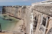 San Sebastian Fort built in 1558, UNESCO World Heritage Site, Mozambique Island, Mozambique, Africa
