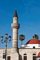 Greece, Dodecanese, Kos, the Defderdar mosque ...