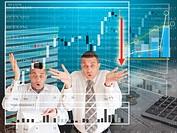 Financial shock