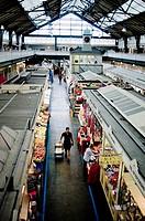 Mercado central  CARDIFF, Gales  Central Market  Wales.