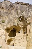 Goreme Open_Air Museum, Cappadocia, also Capadocia, Central Anatolia, largely in Nevsehir Province, Turkey