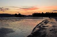 Sunset at the Andaman Sea