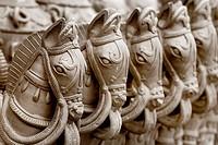 War Horse Statues