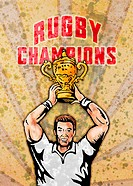 rugby player championship world cup