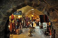 Syria, Aleppo, old town listed as World Heritage by UNESCO, the bazaar or souk