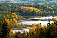 Suwalski Landscape Park  Smolniki  Poland
